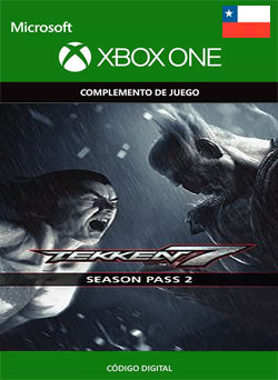 TEKKEN 7 Season Pass 2 Xbox One, DLC, XBOX - Chilecodigos