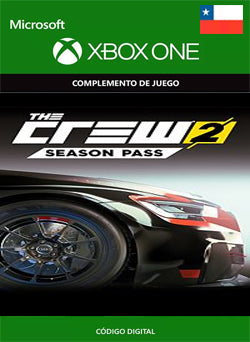 THE CREW 2 Season Pass Xbox One, DLC, XBOX - Chilecodigos