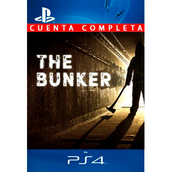 The Bunker PS4 - Chilecodigos