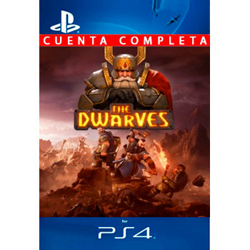 The Dwarves PS4 - Chilecodigos