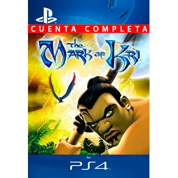 The Mark of Kri PS4 - Chilecodigos