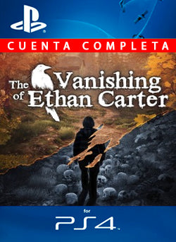 The Vanishing of Ethan Carter PS4