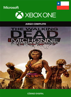 The Walking Dead Michonne  Xbox One - Chilecodigos