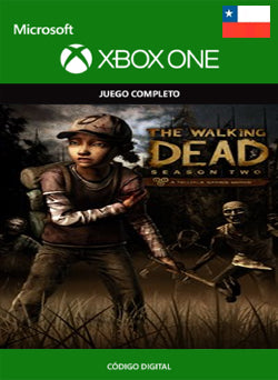 The Walking Dead Season Two Xbox One