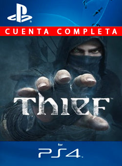 Thief PS4 - Chilecodigos