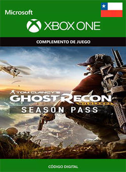 Tom Clancys Ghost Recon Wildlands Season Pass Xbox One, DLC, XBOX - Chilecodigos