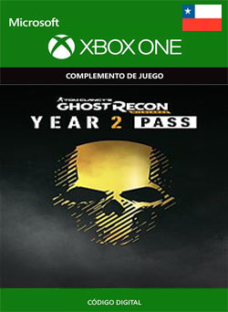 Tom Clancys Ghost Recon Wildlands Year 2 Pass Xbox One, DLC, XBOX - Chilecodigos