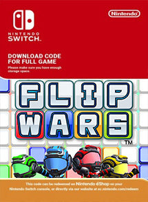 Flip Wars Nintendo Switch - Chilecodigos