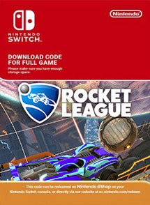 Rocket League Nintendo Switch - Chilecodigos