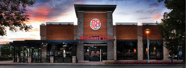 Boston Pizza fête enfant