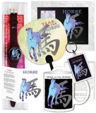Year of the HORSE Chinese Oriental Zodiac 6 pc. COMBO GIFT SET
