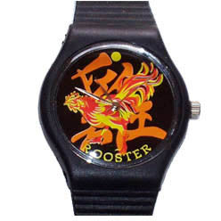 2017 Year of the Rooster novelty watch Birth Years 1933, 45, 57, 69, 81, 93, 2005, 2017