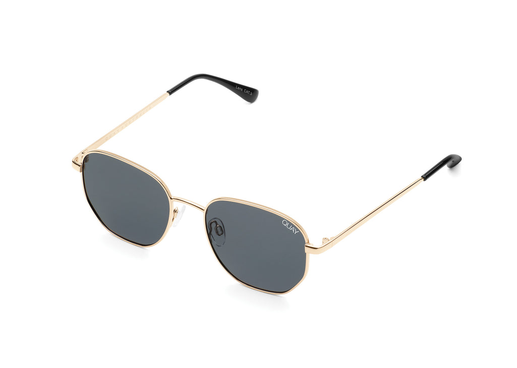 GOLD/SMOKE POLARIZED