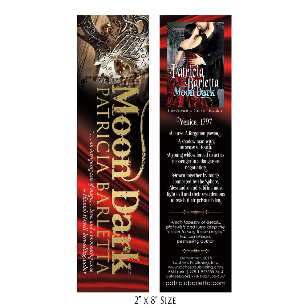 Bookmarks ninth moon bookmarks fandeluxe Gallery