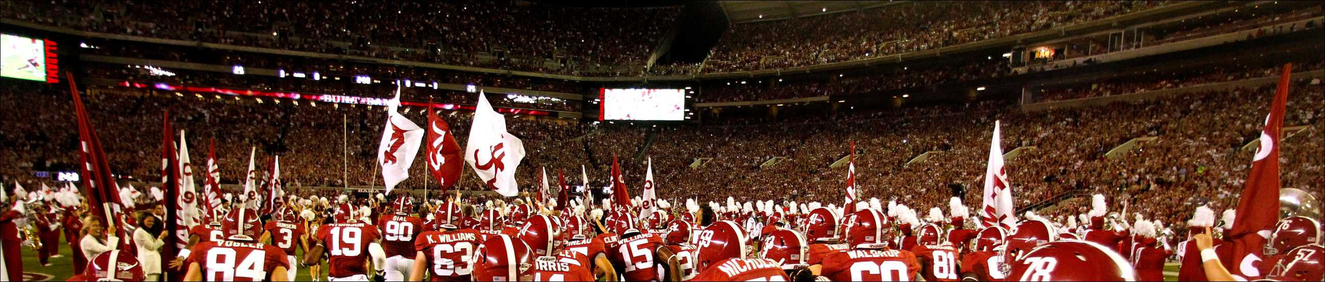Alabama (Tuscaloosa) Crimson Tide