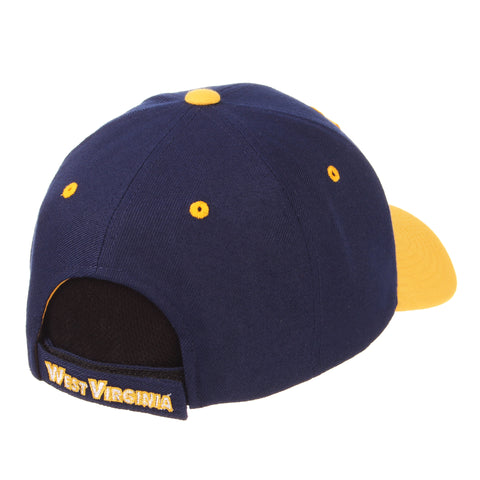 c11ff33f08d00 West Virginia Mountaineers Hats – Zephyr Headwear