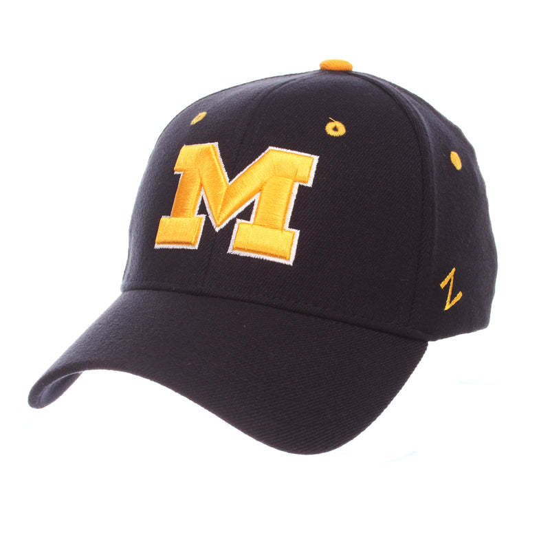 competitive price 43cf8 4ed6d Michigan Wolverines Hats – Zephyr Headwear
