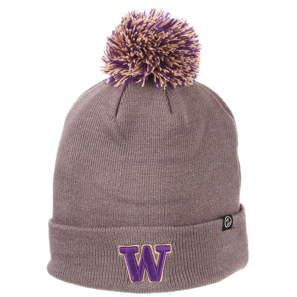 Washington Pom Knit Youth