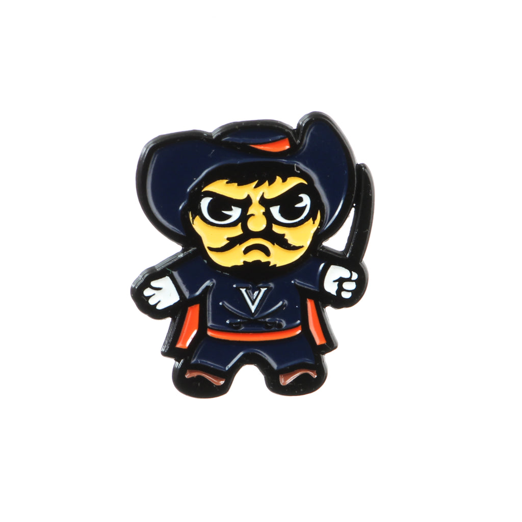 Virginia Tokyodachi Pin
