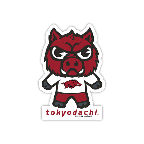 Arkansas Tokyodachi Sticker