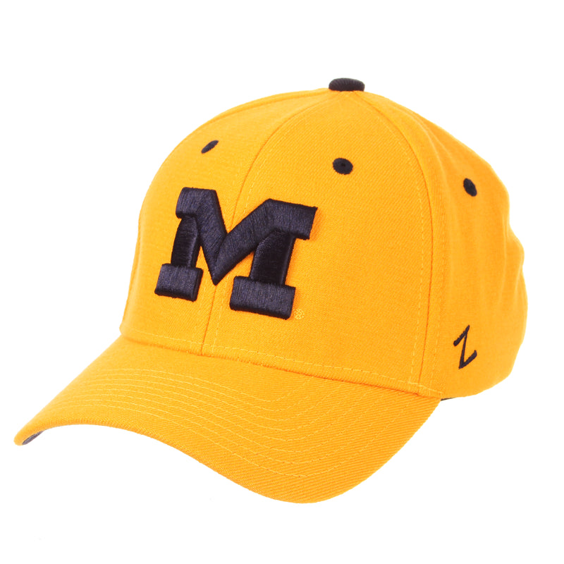 competitive price 4aeb0 cb32a Michigan Wolverines Hats – Zephyr Headwear