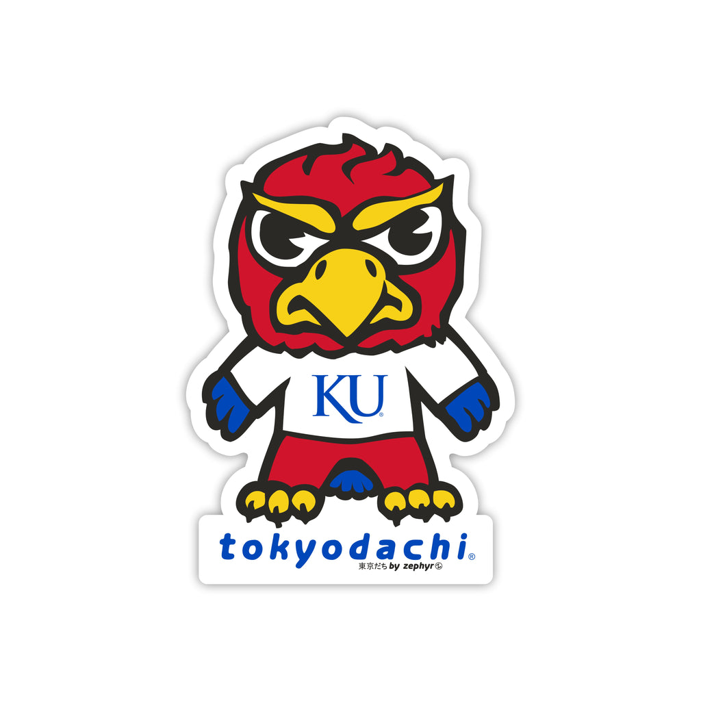 Kansas Tokyodachi Sticker