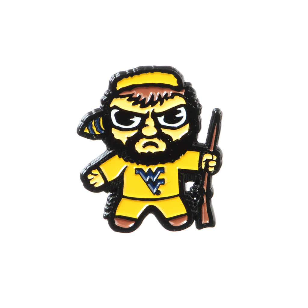 West Virginia Tokyodachi Pin