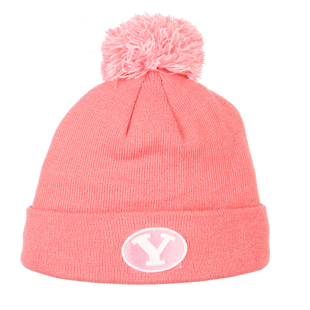 BYU Pom Knit Youth