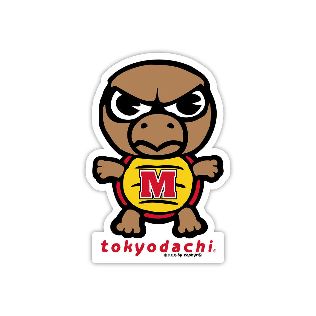Maryland Tokyodachi Sticker