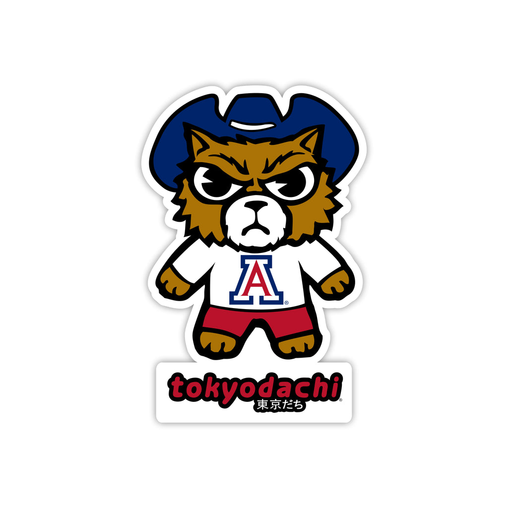 Arizona Tokyodachi Sticker