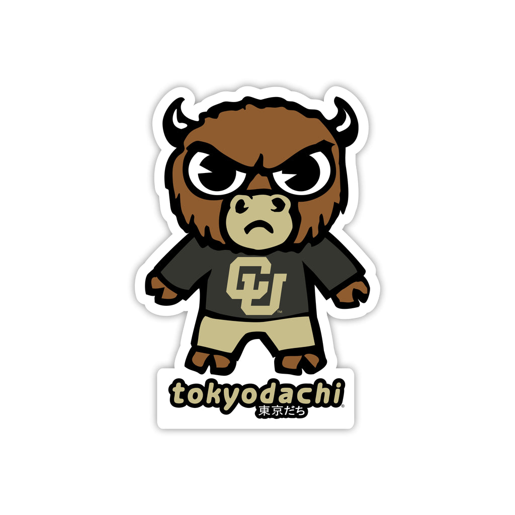 Colorado Tokyodachi Sticker