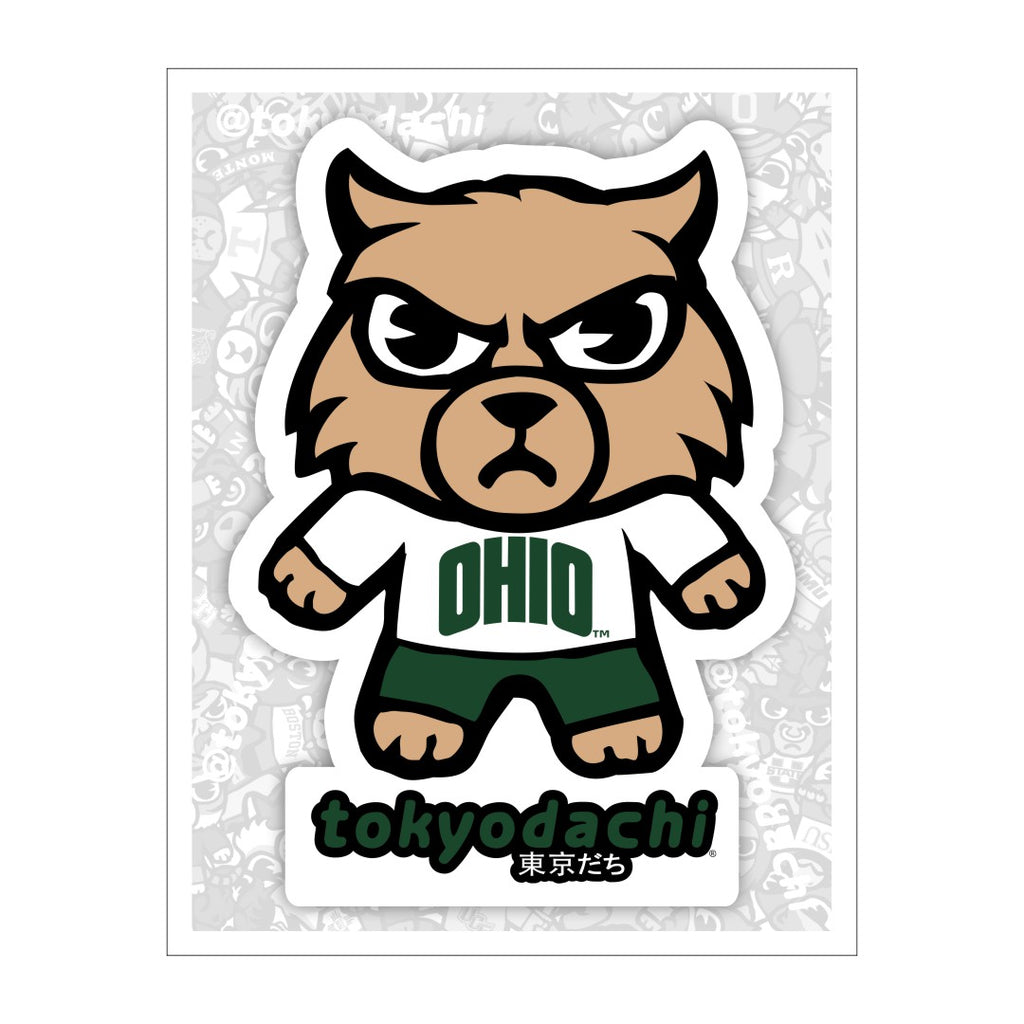 Ohio Tokyodachi Sticker