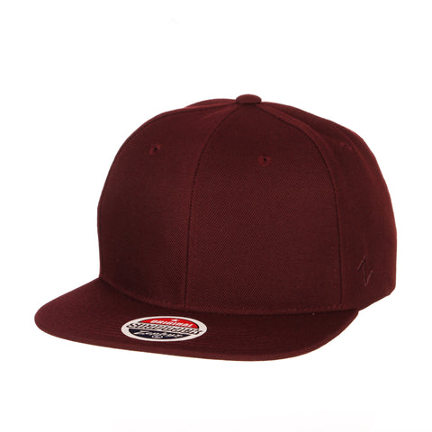 Blank Maroon 93 Fitted