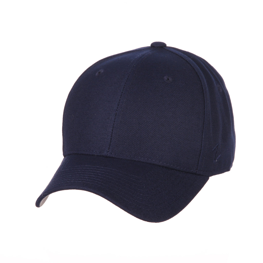Blank Navy DH Fitted