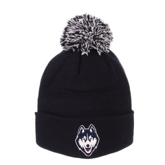 Connecticut (UCONN) Pom Knit