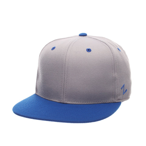 Blank Blue / Gray '93 Fitted