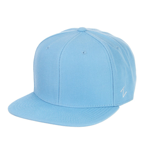 Blank Light Blue 93 Fitted