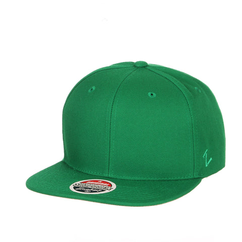 Blank Kelly Green Snapback