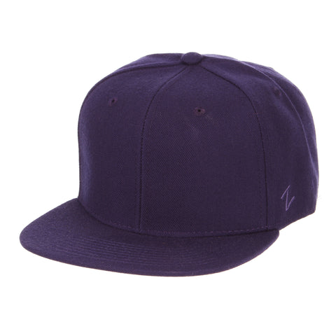 Blank Dark Purple 93 Fitted