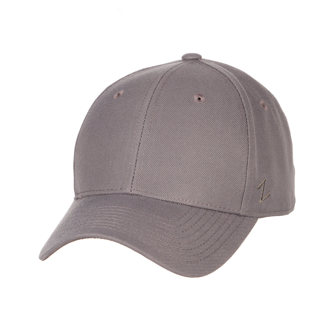 Blank Medium Gray DH Fitted