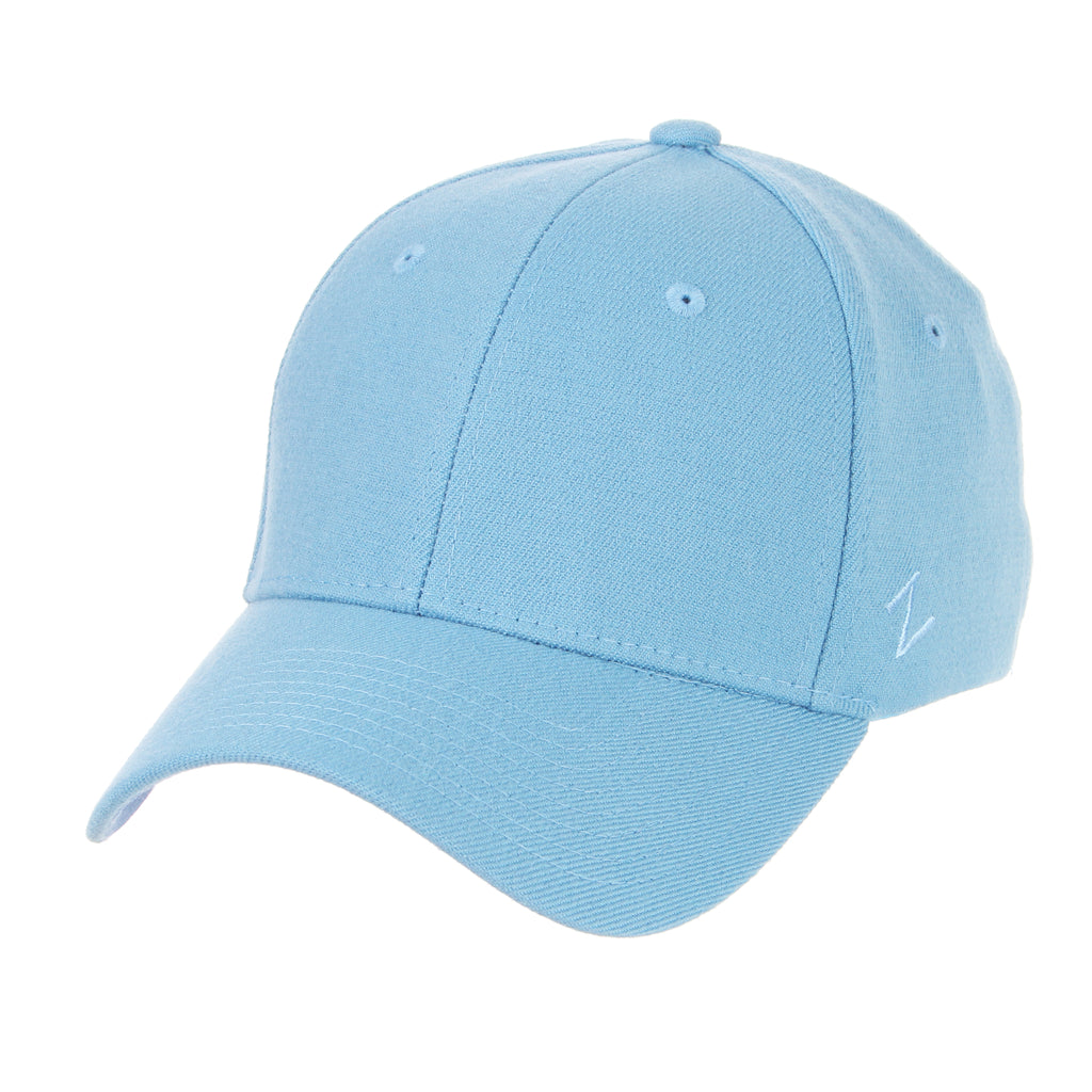 Blank Light Blue ZH