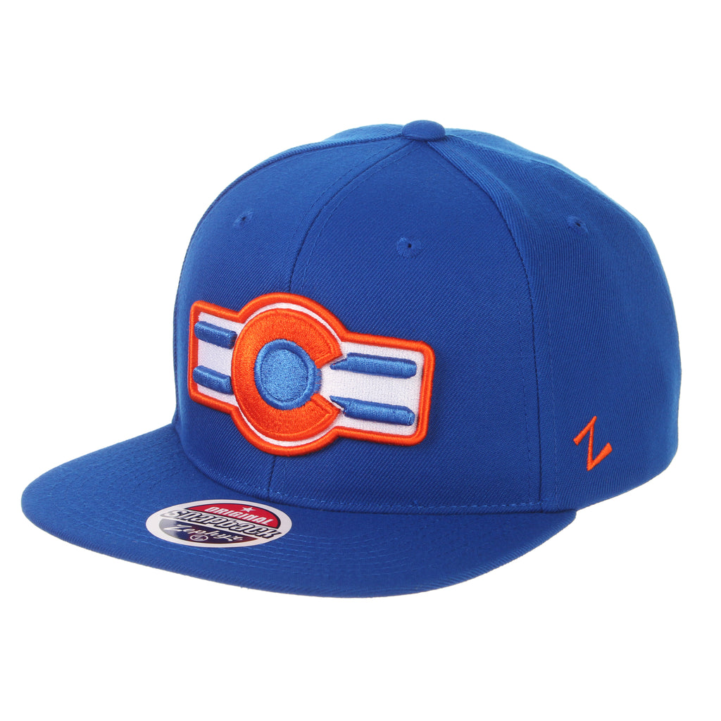 Colorado Badge Snapback