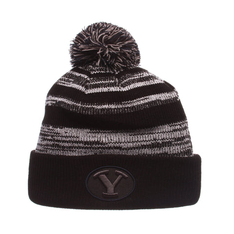 Brigham Young Black Baron - Zhats - Zephyr Hats