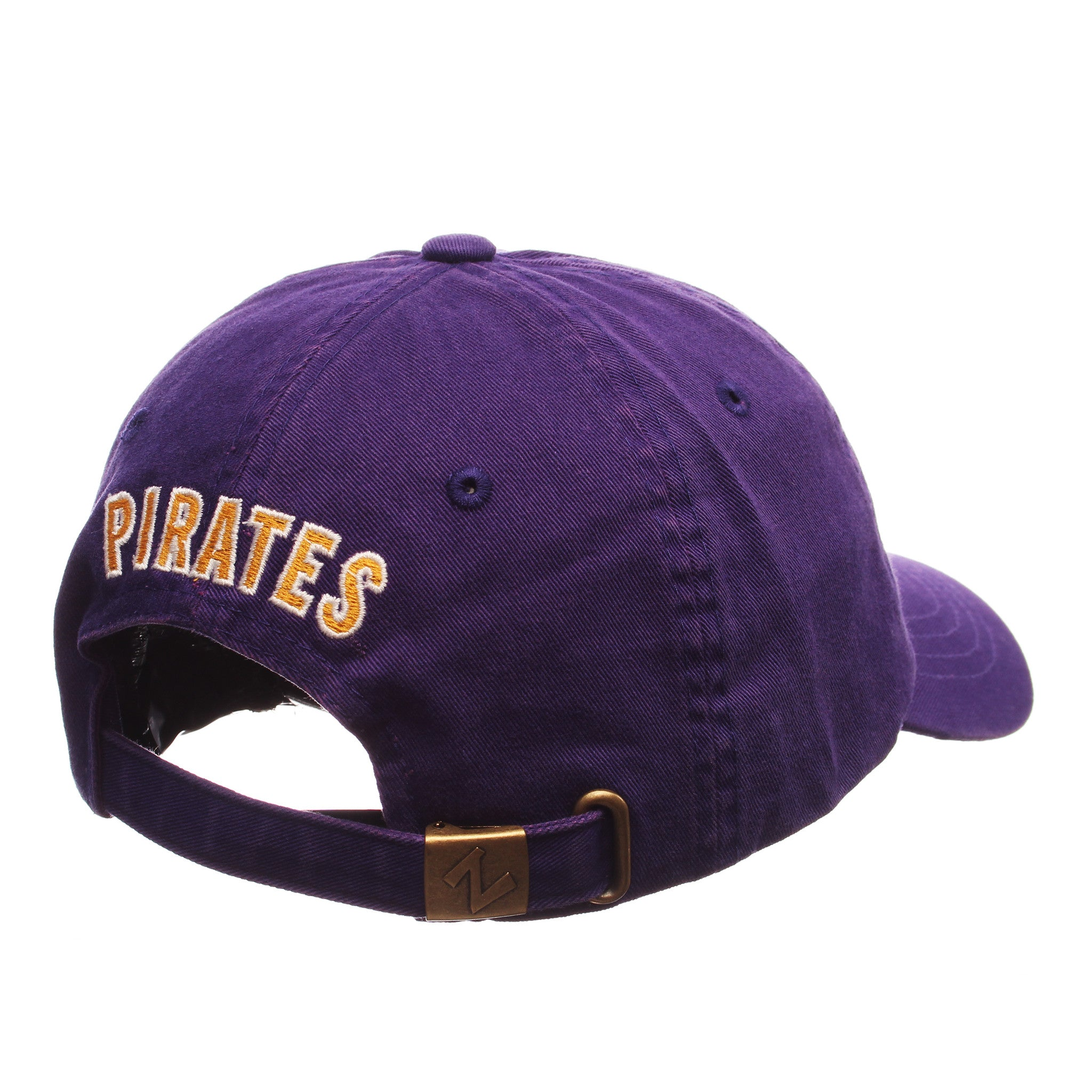 East Carolina University Scholarship Z Standard (Low) (ECU) Purple Washed Adjustable hats by Zephyr