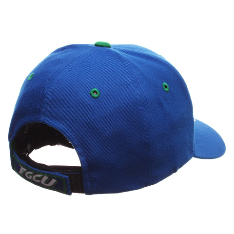 Florida Gulf Coast University Competitor Standard (Low) (FGCU) Royal Surf Zwool Adjustable hats by Zephyr