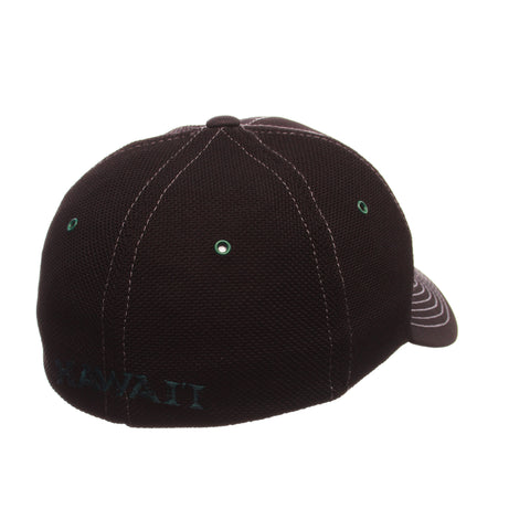 Hawaii Black Friday Slant Standard (Low) (H) Varied Colors Varied Panels Stretch Fit hats by Zephyr