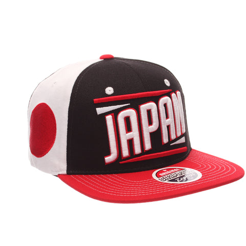 COUNTRY Victory 32/5 (High) (JAPAN W/LINES) Varied Colors Varied Panels Adjustable hats by Zephyr