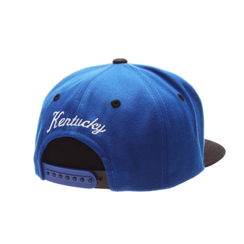 Kentucky Z11 Youth 32/5 Youth (UK) Royal Surf Zwool Adjustable hats by Zephyr