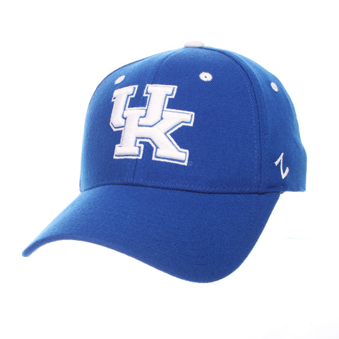 Kentucky ZH (UK) Royal Surf ZClassic Stretch Fit hats by Zephyr