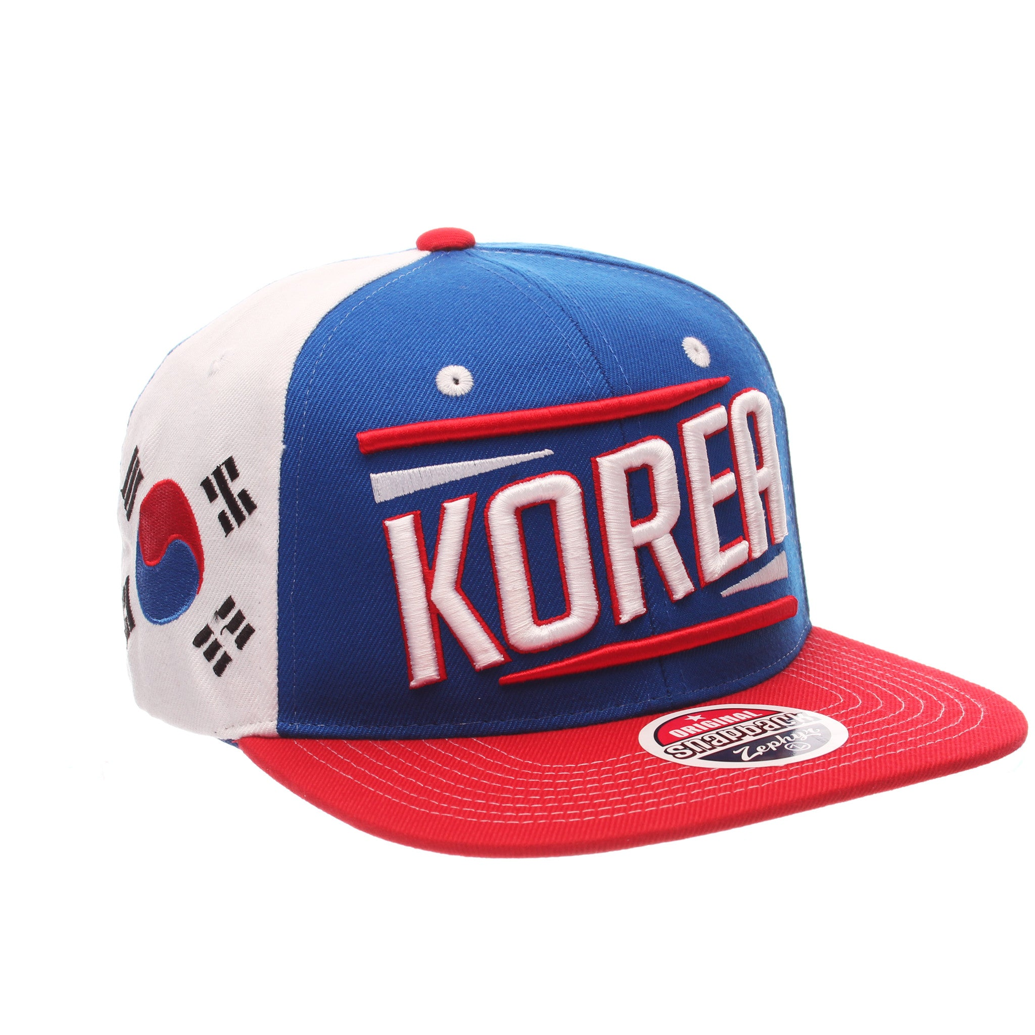 COUNTRY Victory 32/5 (High) (KOREA W/LINES) Varied Colors Varied Panels Adjustable hats by Zephyr